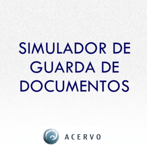 SIMULADOR DE GUARDA DE DOCUMENTOS